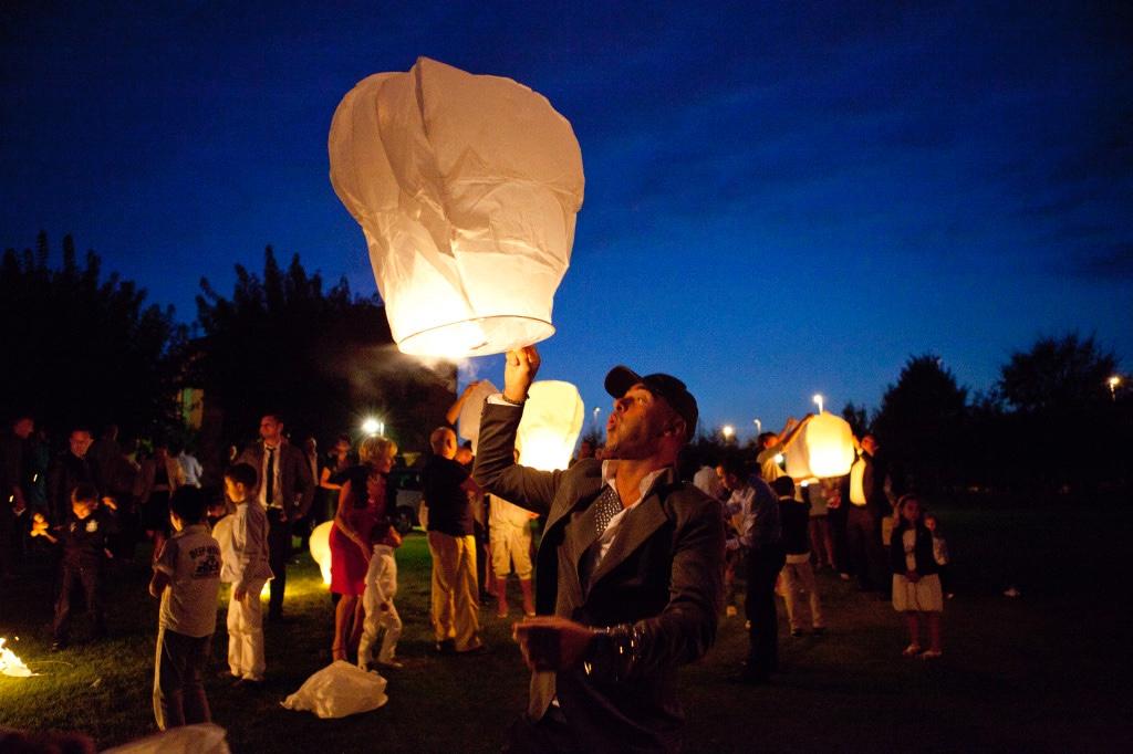 Decorazioni Con Lanterne Cinesi : Lanterne cinesi volanti cerimonia ricevimento